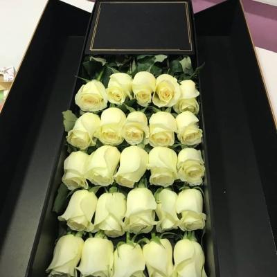 Роза в коробке 25 штук