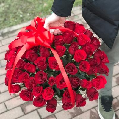 101 Роза 4000 сом