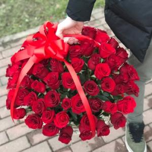 101 Роза 6000 сом